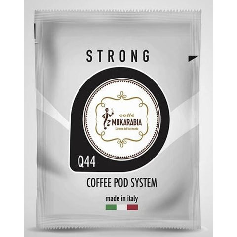 Mokarabia Strong ESE Coffee Paper Pods
