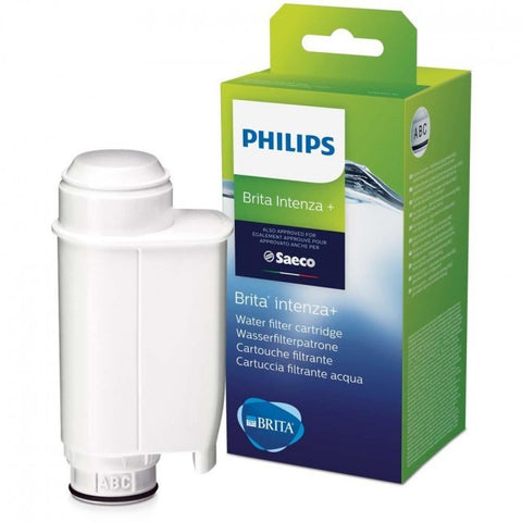 Philips Saeco Brita Intenza Water Filter Cartridge CA6702/10 - 421944078331 - 8710103818946
