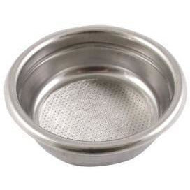 Gaggia 2 Cups Filter Basket Ground Coffee Compatible