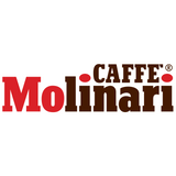 Molinari Arabica Organic Fairtrade Coffee Beans (2 Packs of 500g)