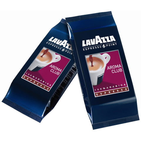 Lavazza Aroma Club Espresso Point Coffee Capsules 470