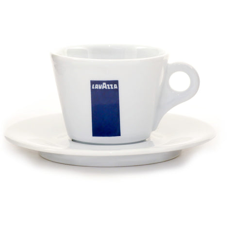 Lavazza Cappuccino Porcelain Cup Set 190ml