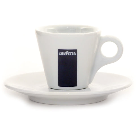 Lavazza Espresso Porcelain Cup Set 80ml