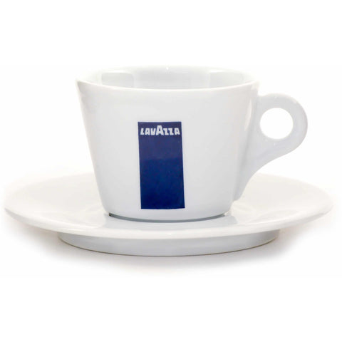 Lavazza Caffe Latte Porcelain Cup Set 270ml