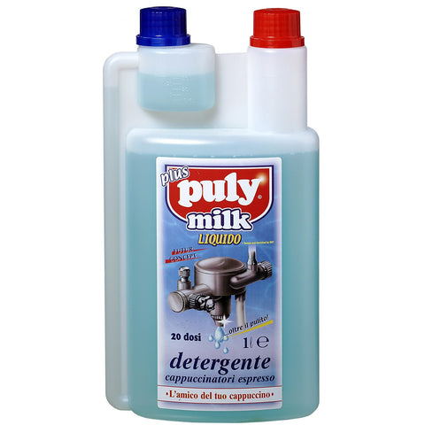 Milk protein cleaner liquid bottle 1L