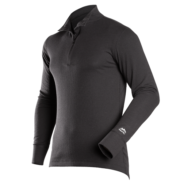 Men's Extreme Performance Mock Zip