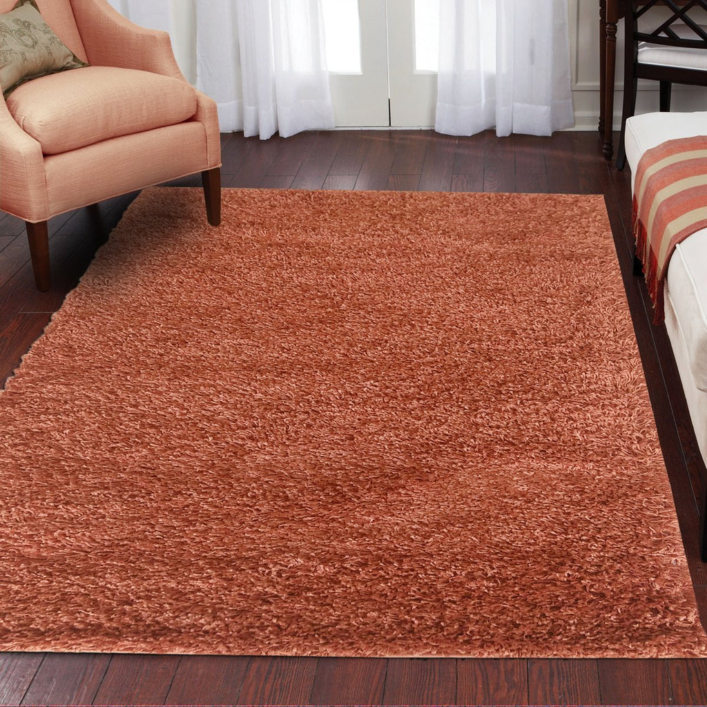 Adgo Chester Collection Copper Area Rug