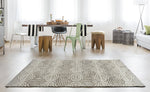 Adgo Milano Collection Gardenia Walnut Area Rug
