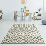 Adgo Milano Collection Gardenia Stone Area Rug