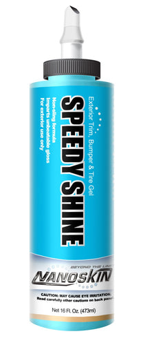 NANOSKIN SPEEDY SHINE Exterior Trim, Bump & Tire Gel