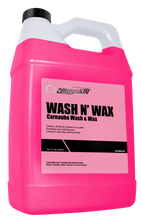 NANOSKIN WASH N' WAX Carnauba Wash & Wax 99:1