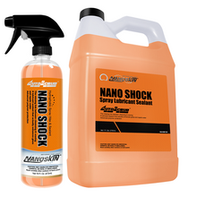 NANOSKIN NANO SHOCK Hydrophobic Spray Wax & Sealant