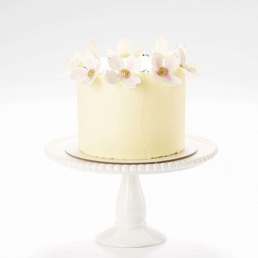 blossoms celebration cake