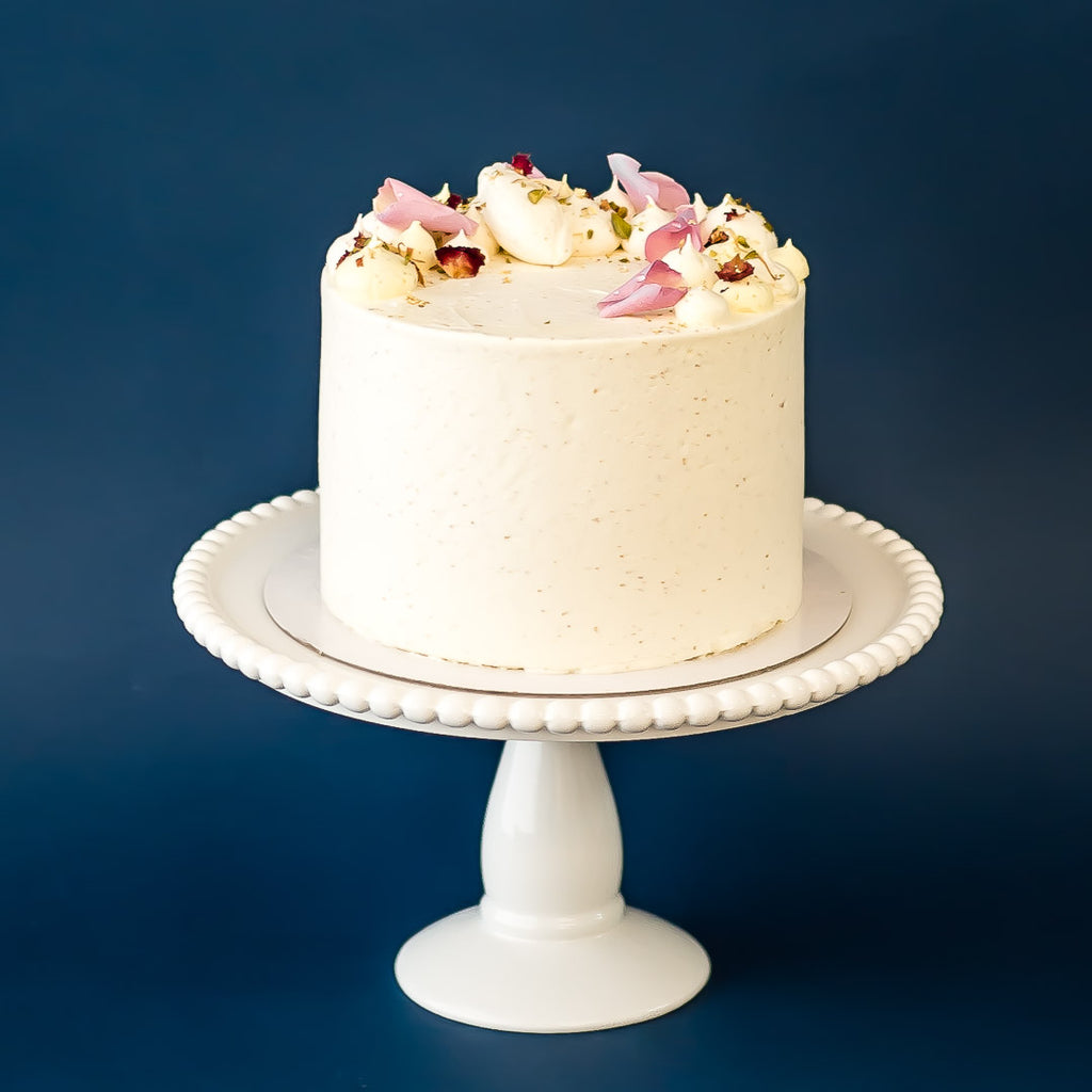Dew Drops Vegan Cake Vegan Buttercream Cake