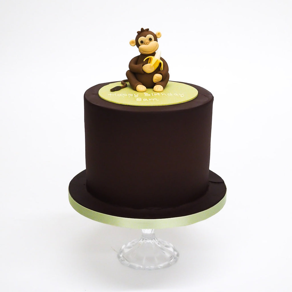 The Cheeky Monkey | Buttercream Iced Cake