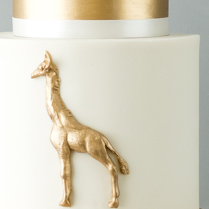 the giraffe celebration cake
