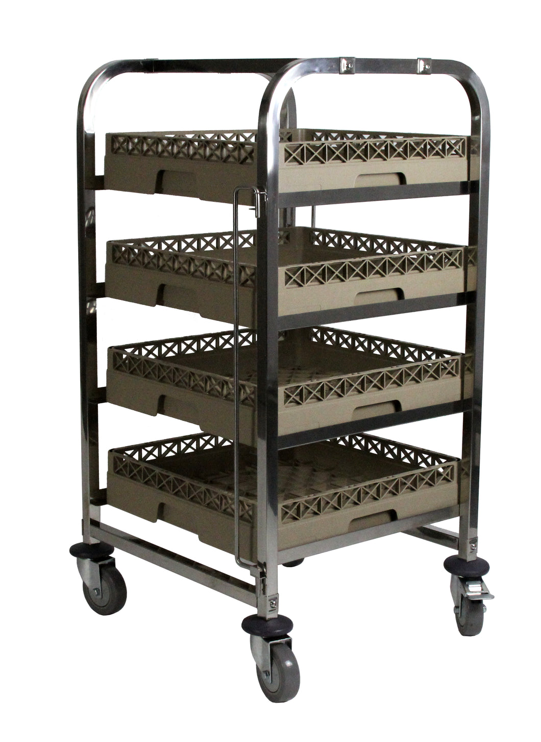 4 Level Dishwasher Trolley