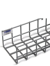U Shaped Polymer Coated Cable Basket Trays