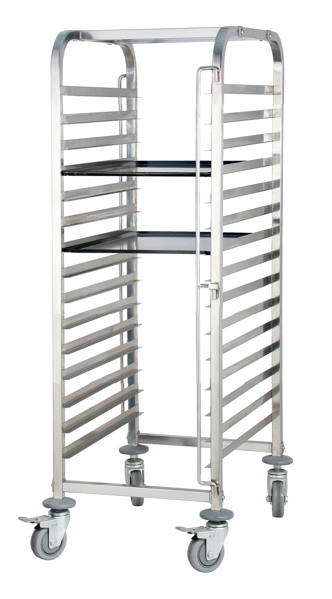 15 Level Bakery Racking Trolley