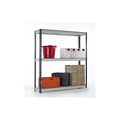 Stockrax Heavy Duty Shelving Bay