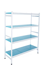 Aluminium Removable Infill Shelving Unit (1700mm High)