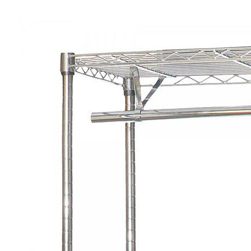 Chrome Wire Coat Hanger