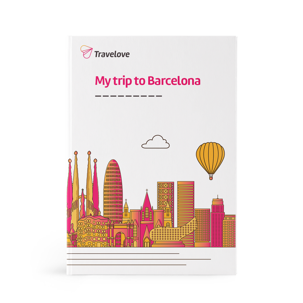 Barcelona Activity Book for Kids (8-12 y.o.)