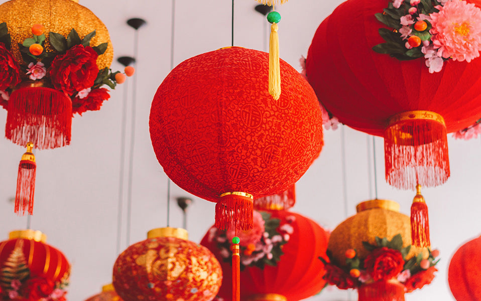 Chinese New Year Home Decor & Gifts