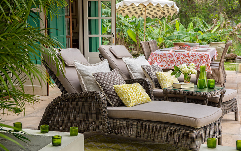 Outdoor Living - Tips for Hong Kong Spaces
