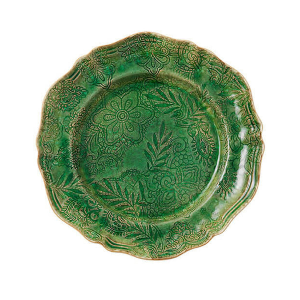 Rug Dhurry Orange/ Beige Jali - INSIDE, INSIDE Hong Kong