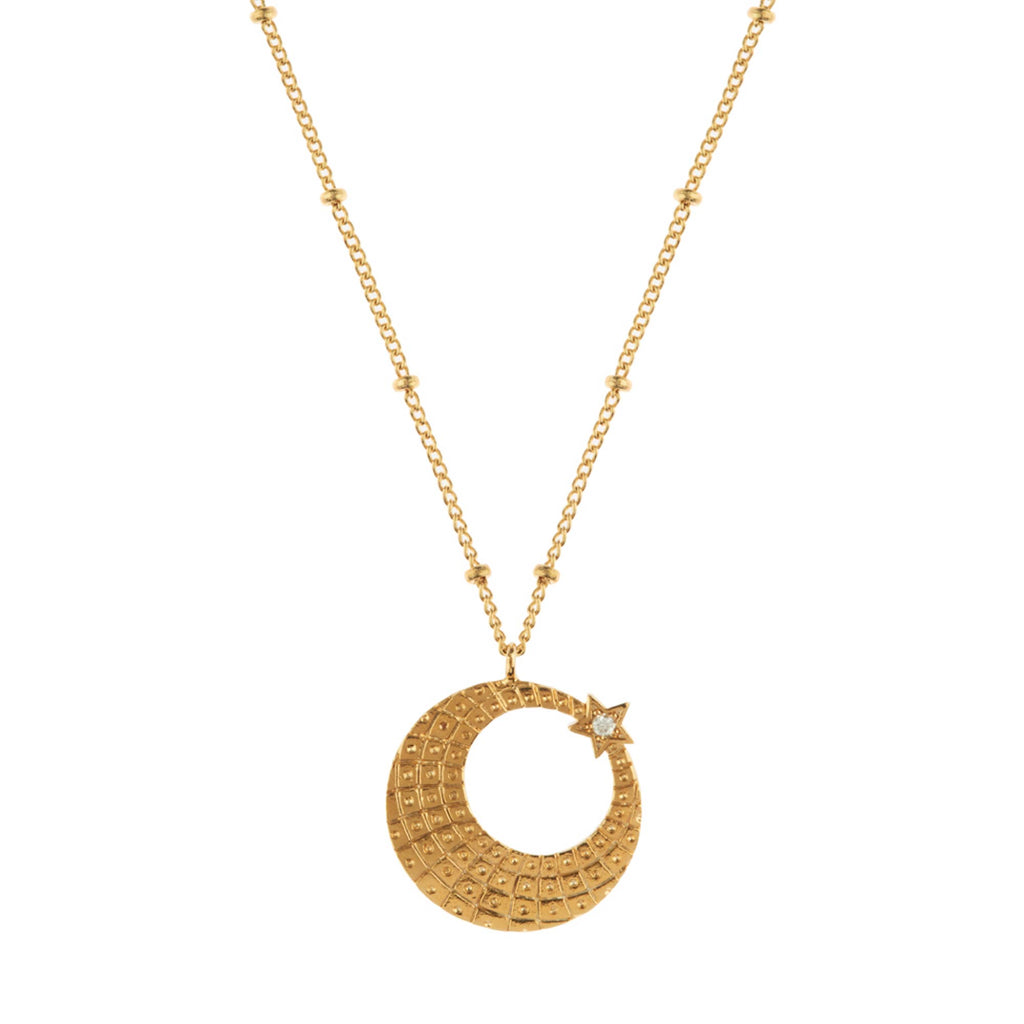 Luv & Bart Kylie Necklace Gold