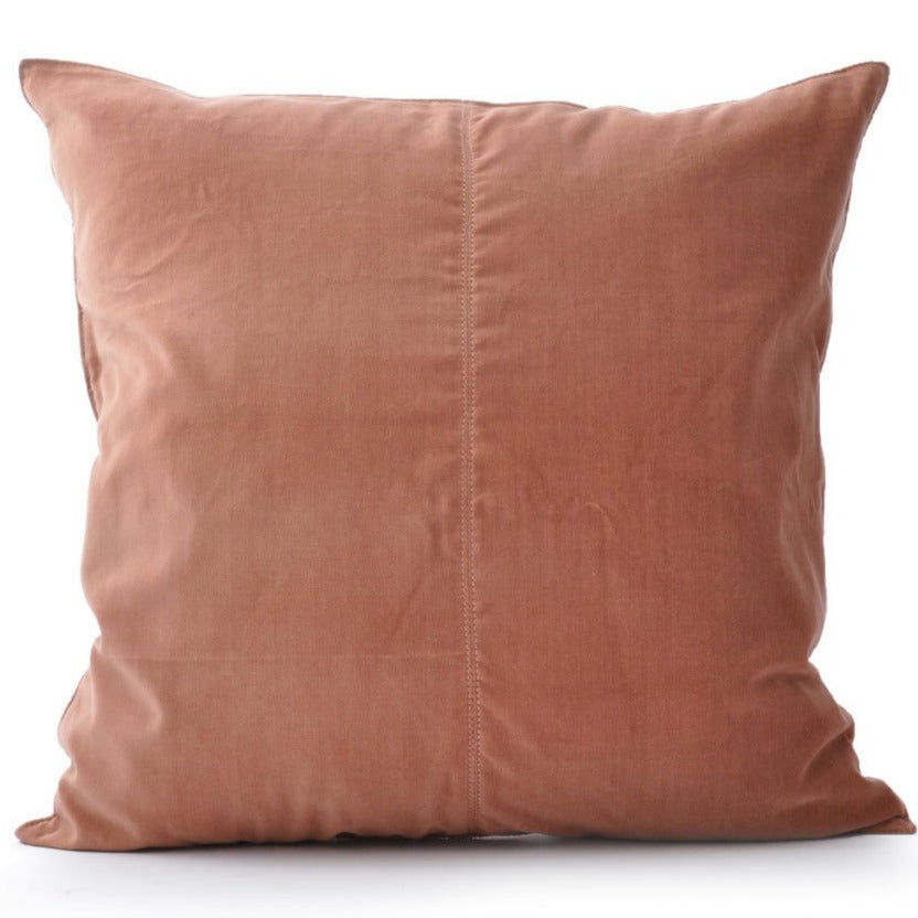 Velvet Base Cushion Bridal Rose