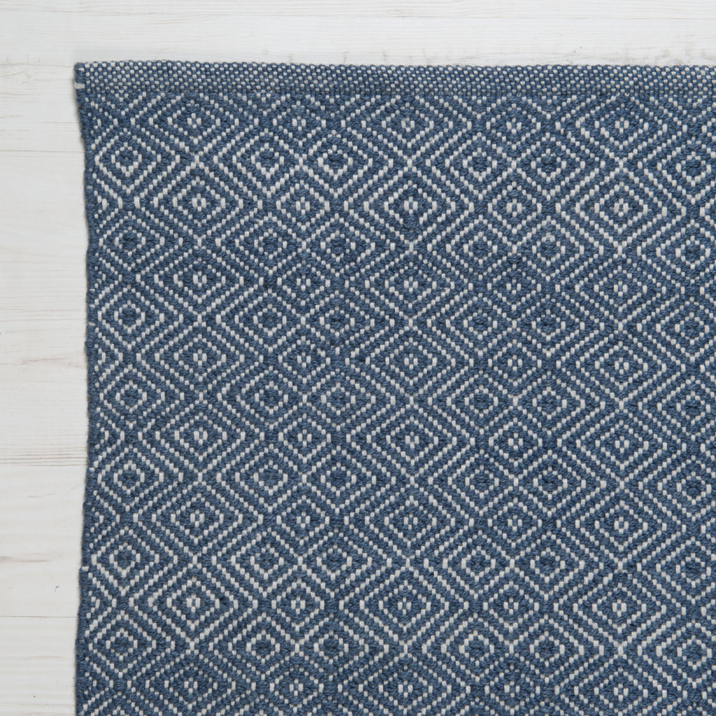 Rug Diamond Navy