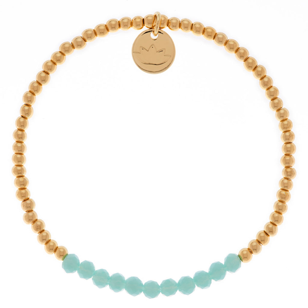 Luv & Bart Nicole Bracelet Mint - Luv & Bart, INSIDE Hong Kong