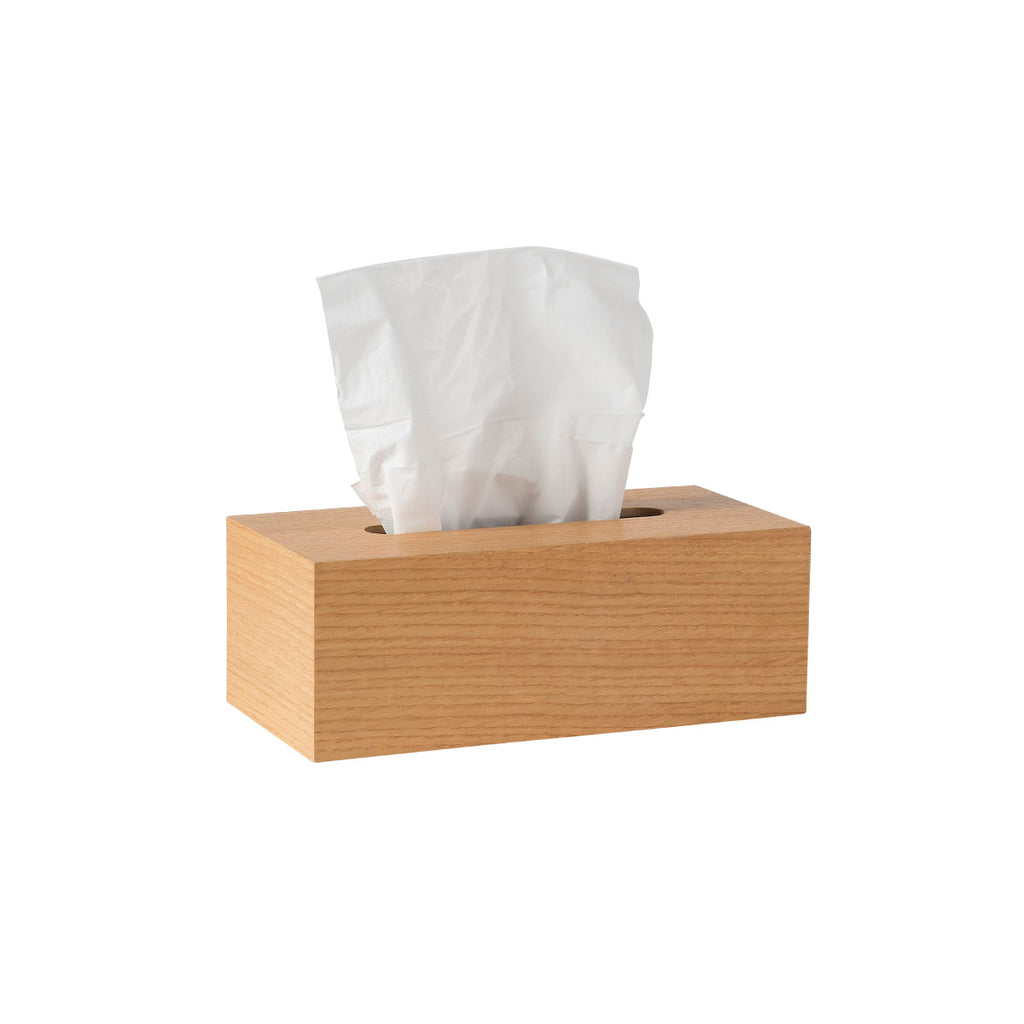 Oku Tissue Box in Natural