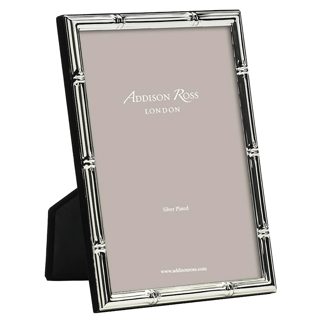 Addison Ross Bamboo Silver Frame