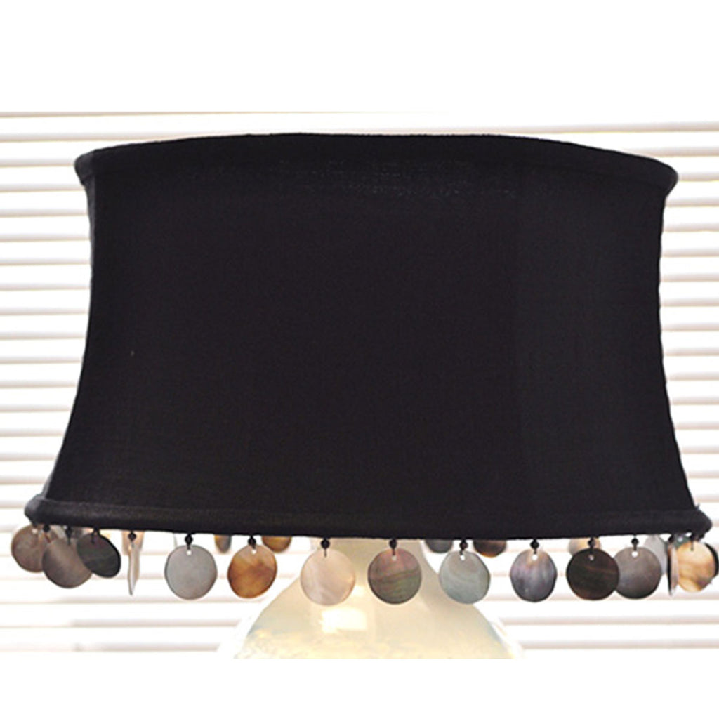 Shade Linen Mop Black