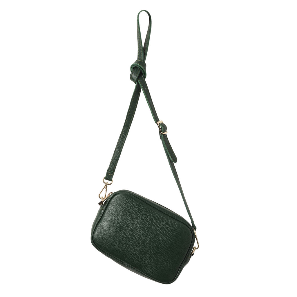 Dixon Leather Handbag Jungle