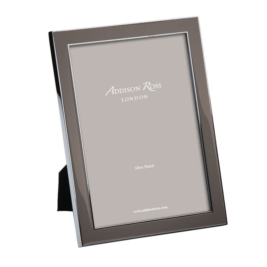 Addison Ross Enamel Taupe Frame - Addison Ross, INSIDE Hong Kong