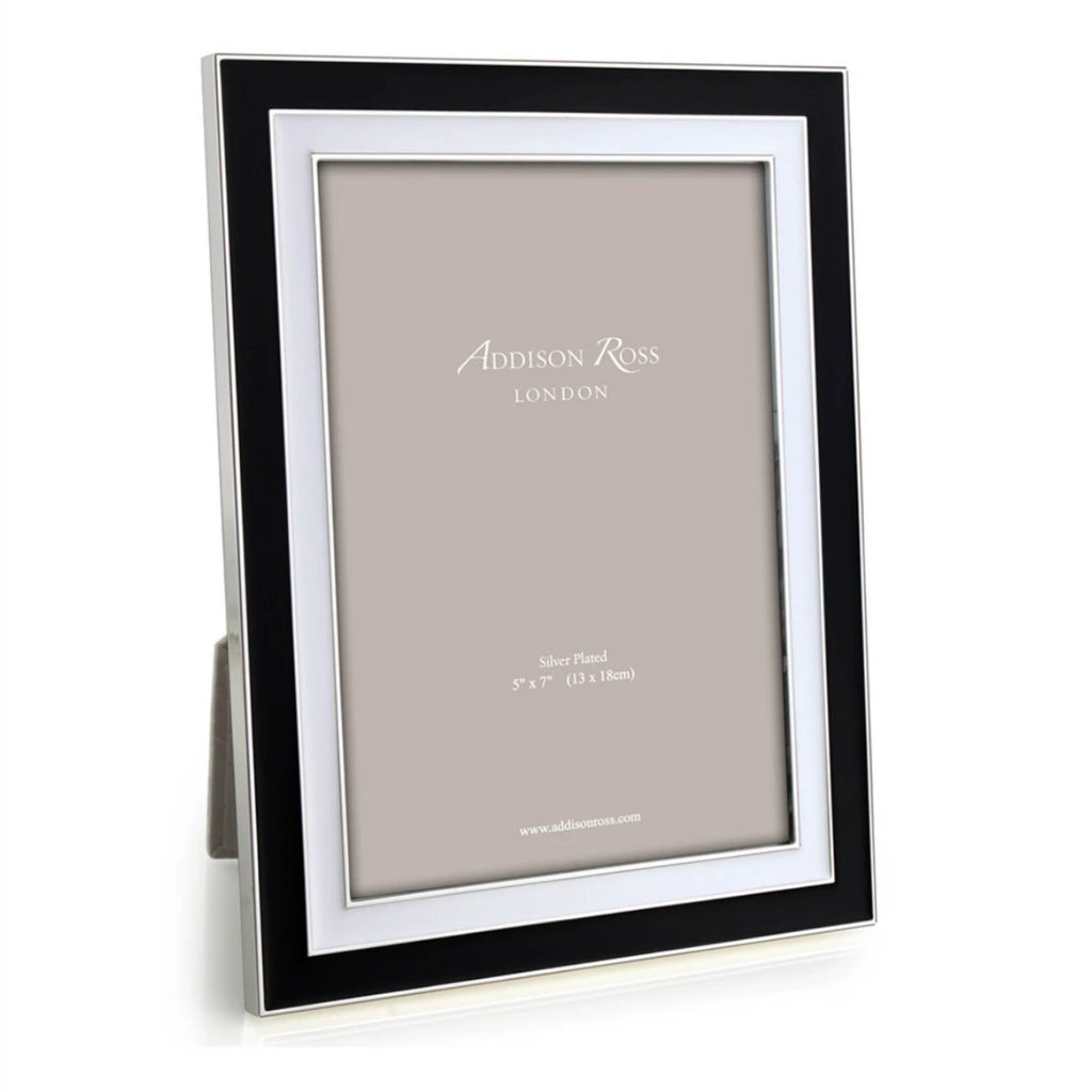 Addison Ross Manhattan Black & White Frame