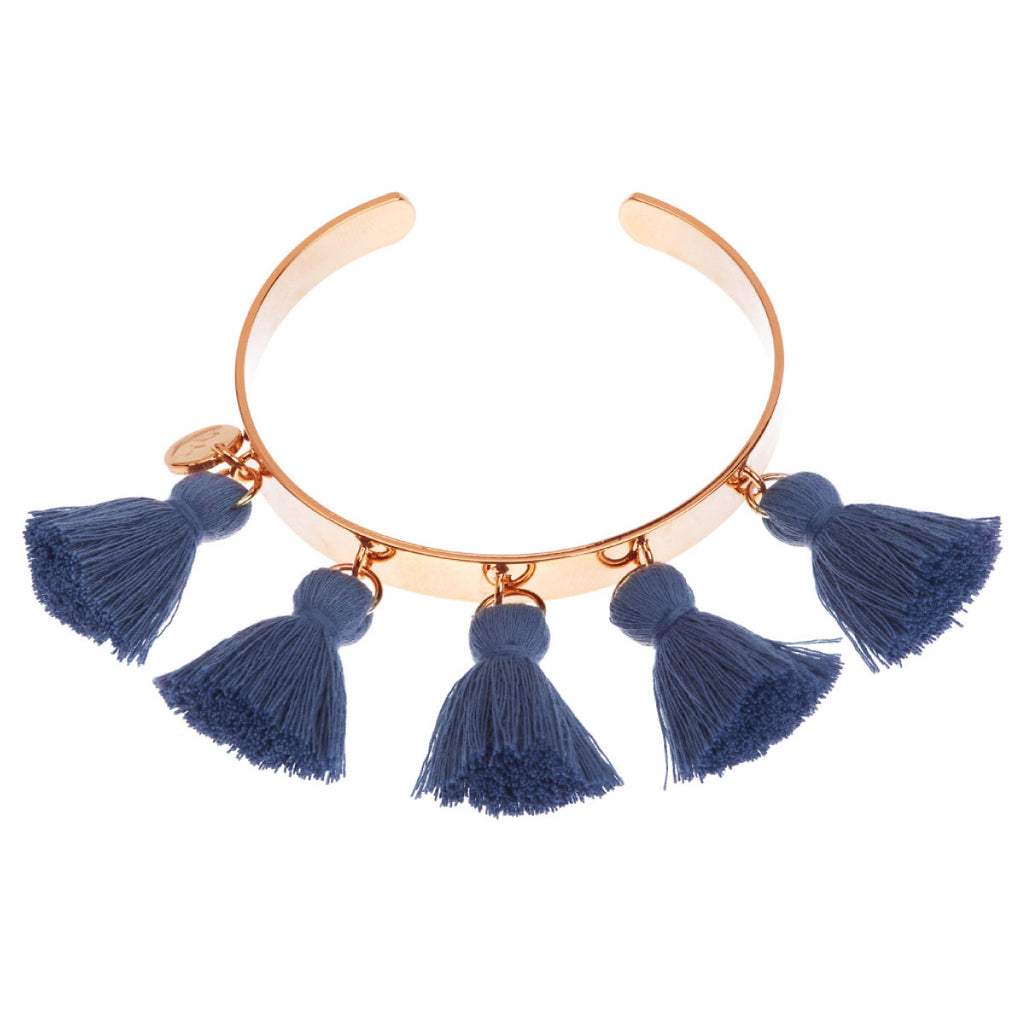 Christina Bangle Smokey Blue
