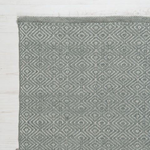 Rug Diamond Dove Grey
