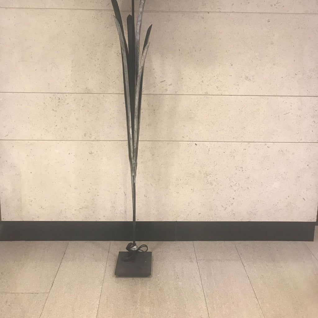 Floor Lamp in Metal