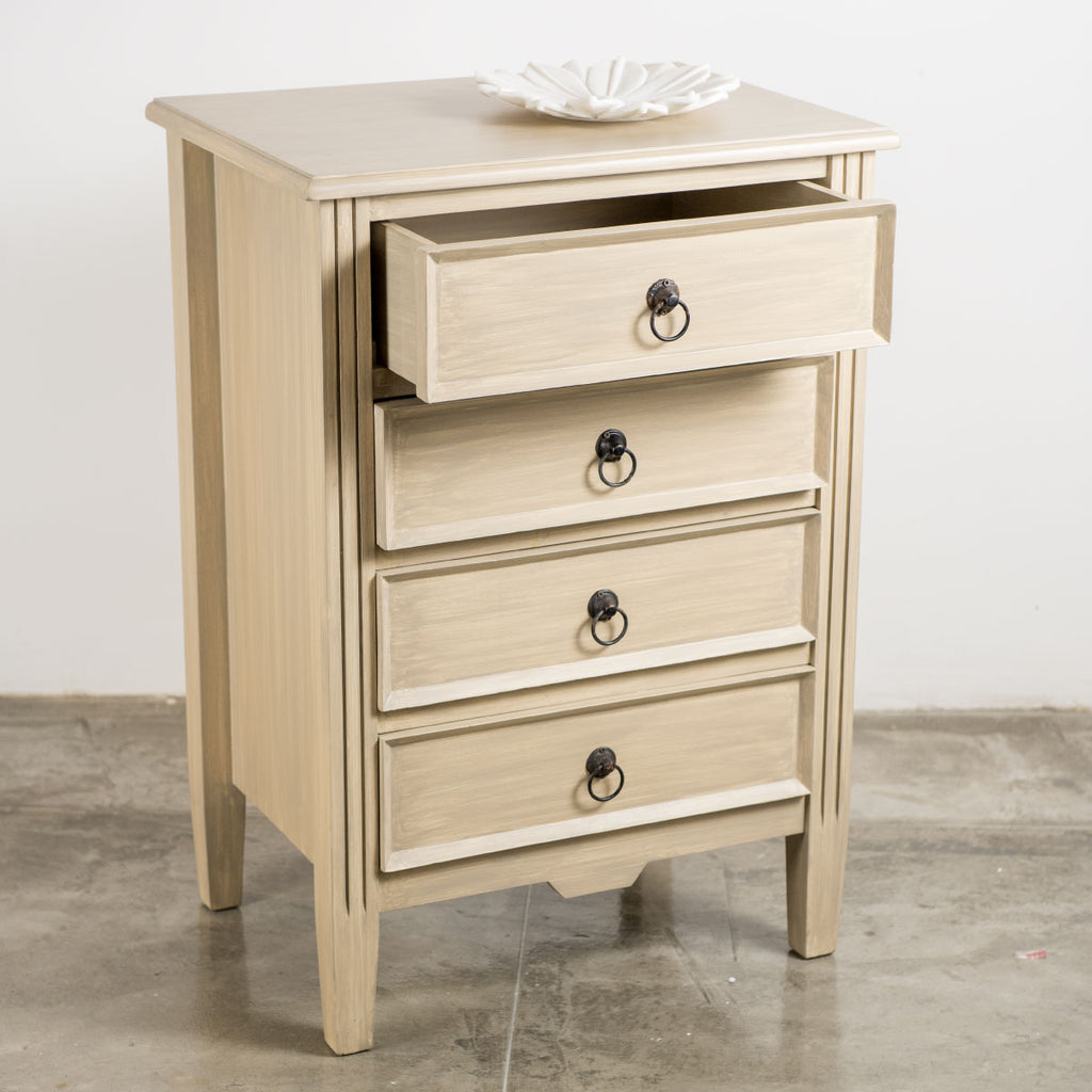 Brighton Chest of Drawers in Linen Antique - INSIDE, INSIDE Hong Kong