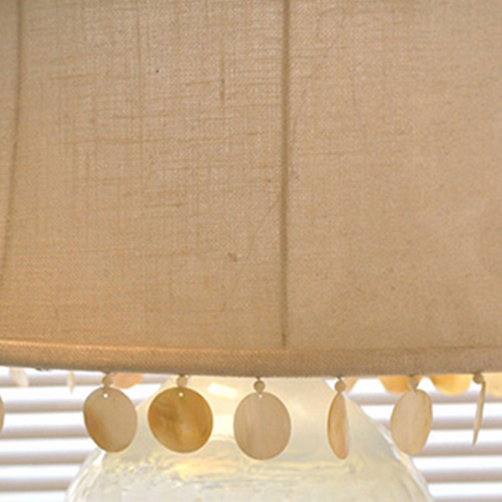Shade Linen Mop Natural