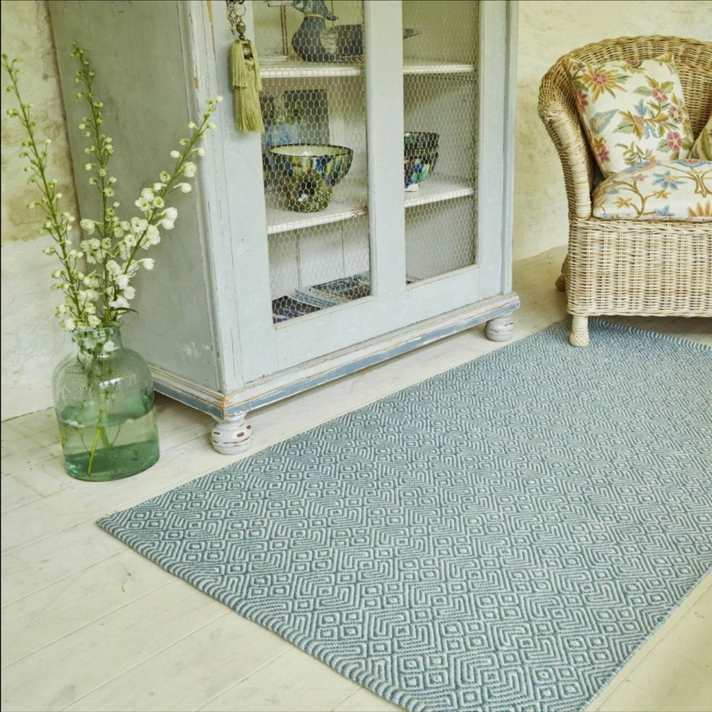 Weaver Green Rug Provence Teal