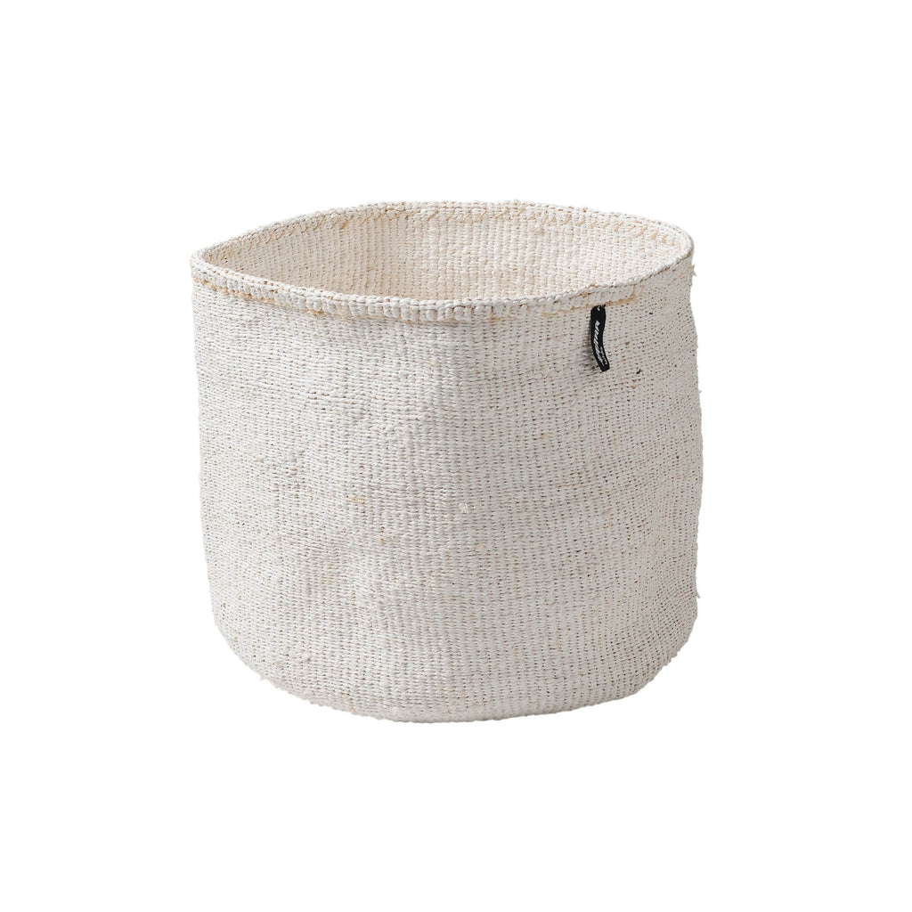 Kiondo Basket White - Citta Design, INSIDE Hong Kong