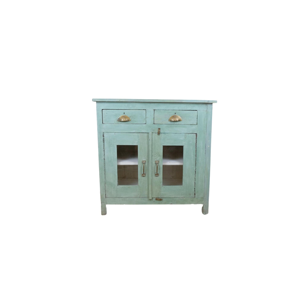 Waffle Dressing Gown Unisex White S/M