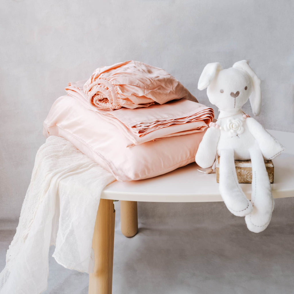 Naked Lab Kid's Bedding Set - Pink - Naked Lab, INSIDE Hong Kong