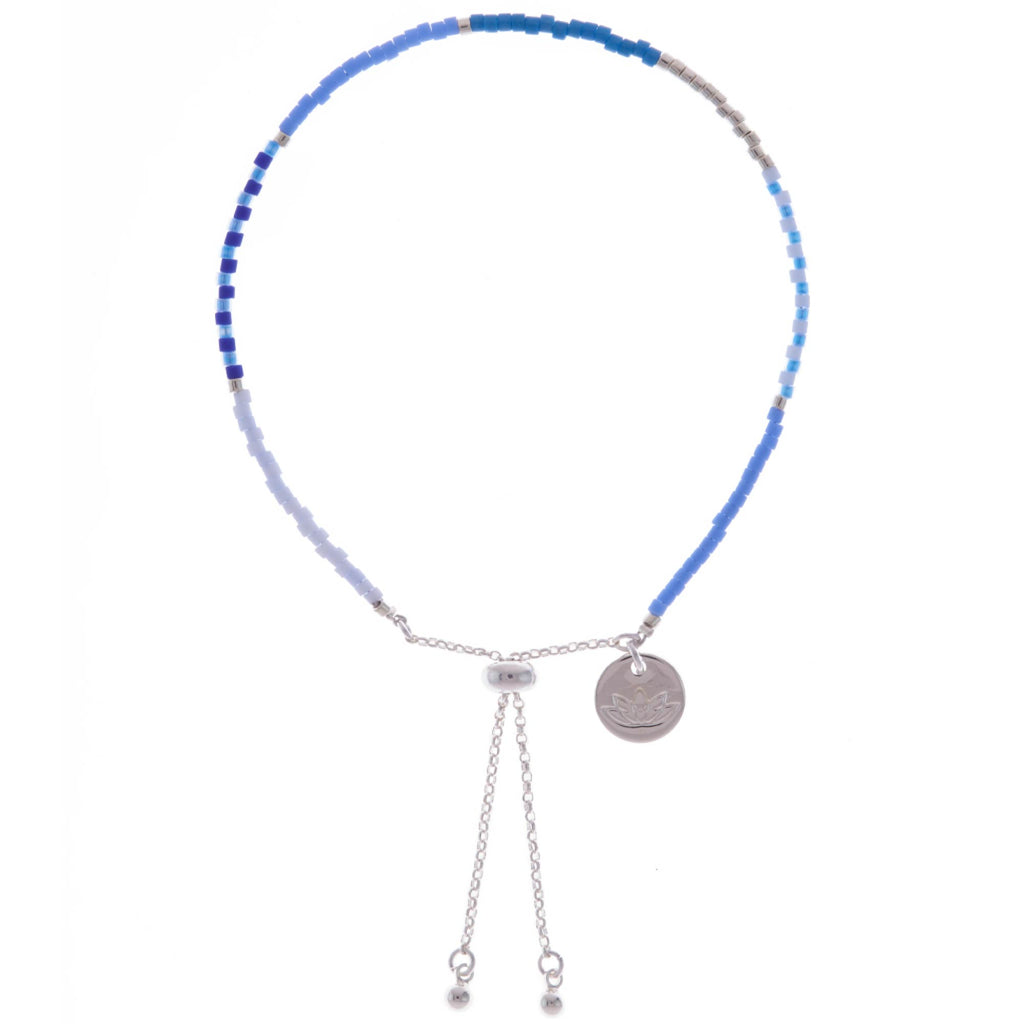 Luv & Bart Alice Bracelet Shades of Blue